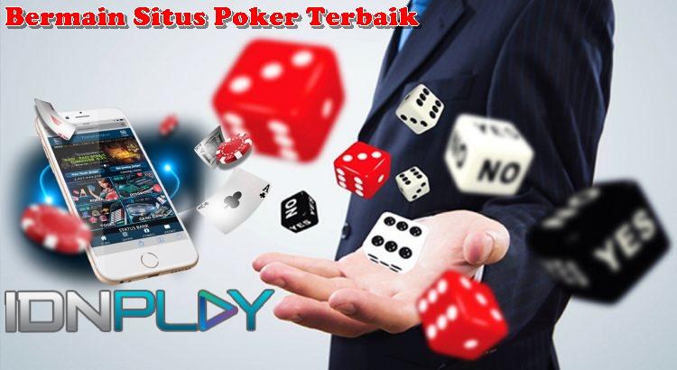 Waktu Tepat Bermain Situs Poker Terbaik