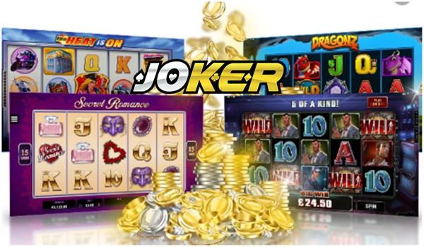 Joker123 Online Pilihan Permainan Pada E casino Saat Ini